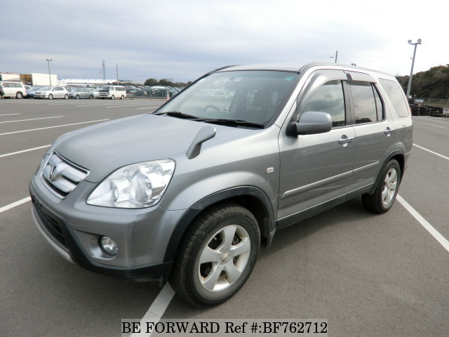 Used 2005 Honda CR-V - BE FORWARD