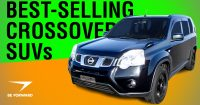 Africa's Choice: 4 of the Best-Selling Crossover SUVs