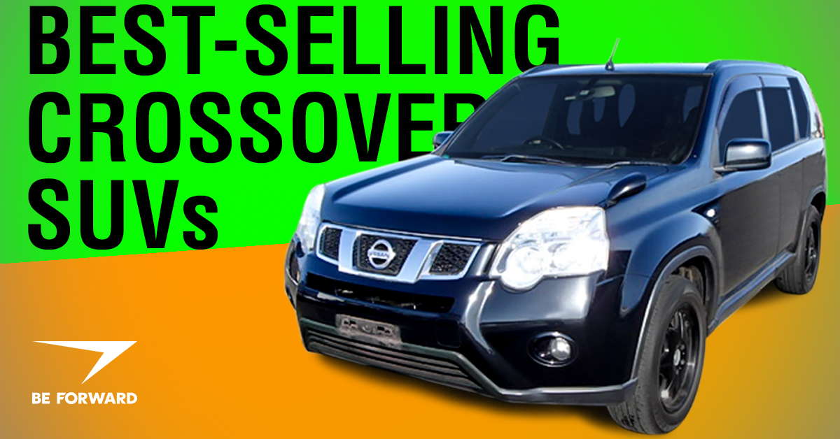 Africa's Best-selling Crossover SUVs - BE FORWARD