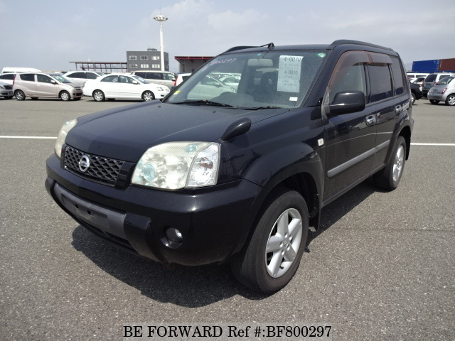 A used 2007 Nissan X-Trail from online used car exporter BE FORWARD.