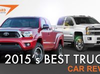 Best Trucks Of 2015