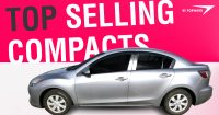 BE FORWARD's 5 Top-Selling Used Compact Cars