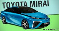 A Quick Look At The 2016 Toyota Mirai