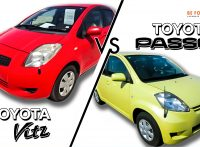 Toyota Vitz vs Passo – Features, Fuel Economy & Performance Comparison