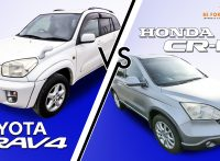 Toyota RAV4 vs. Honda CR-V: Which Compact SUV is Best?