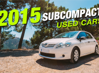 Sub Compact Cars: Rating the Winners from 2015