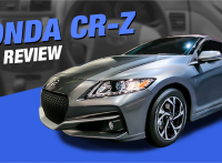 A Quick Look at the 2016 Honda CR-Z Hybrid