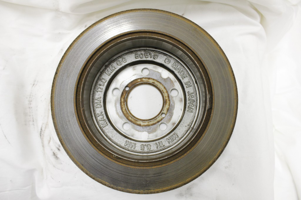 Image of a disc brake.