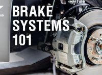 Brake Systems 101: Braking Systems in Cars Explained