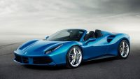 A Quick Look At The 2016 Ferrari 488 Spider