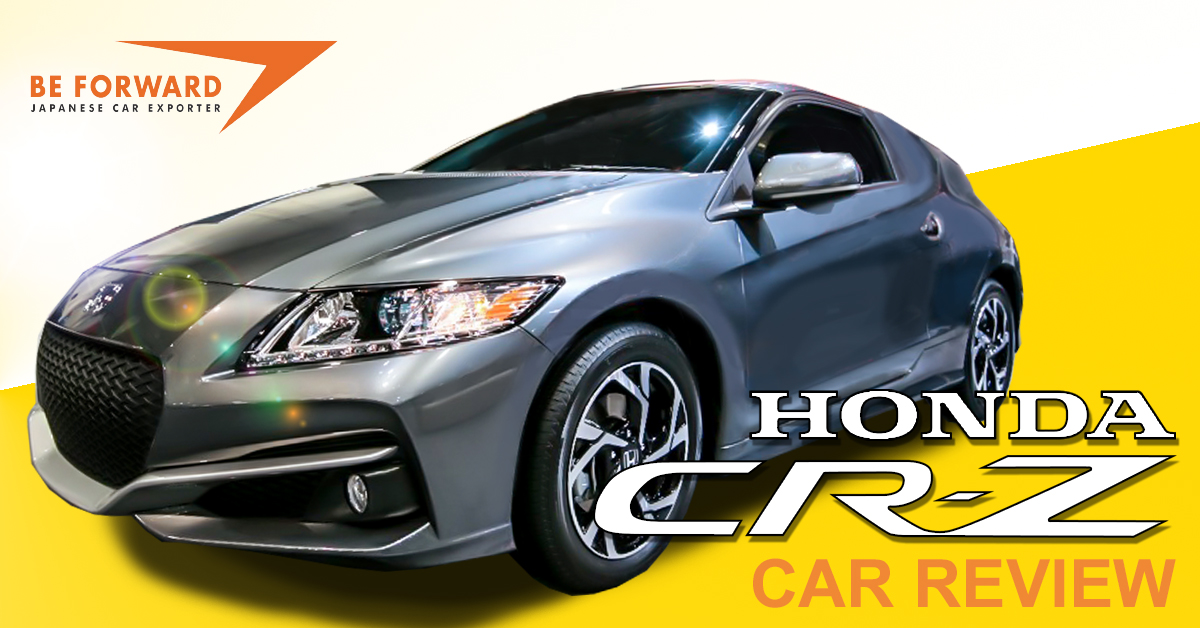 a quick look at the 2016 honda cr z hybrid japanese used car blog be forward. Black Bedroom Furniture Sets. Home Design Ideas