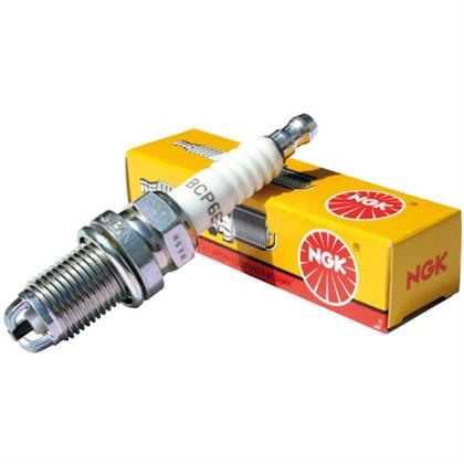 Example of a spark plug from BE FORWARD.