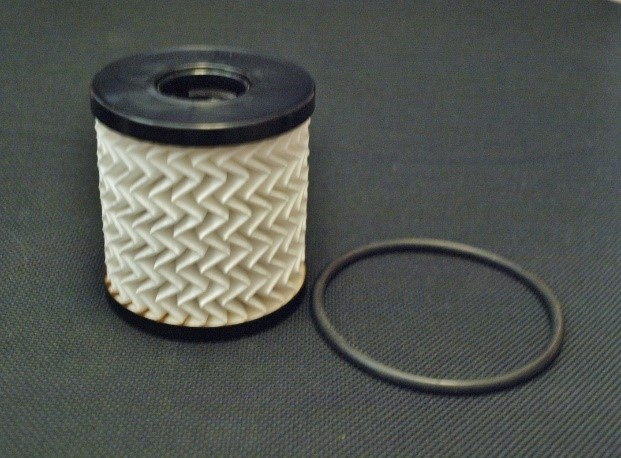 Engine oil filter 1 picture #3