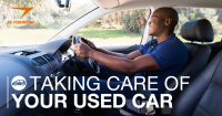 BE FORWARD Tips: Taking Care of Your Used Car