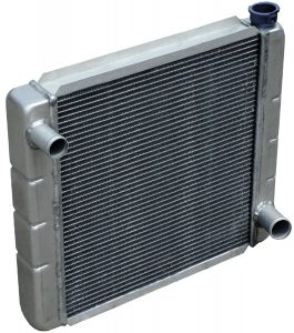STRUCTURE OF THE RADIATOR