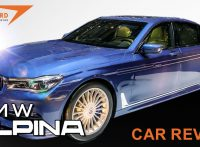 A Quick Look At The 2017 BMW Alpina B7