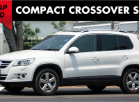 Our Top 10 Compact Crossover SUVs