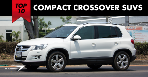 top 10 compact crossover suvs