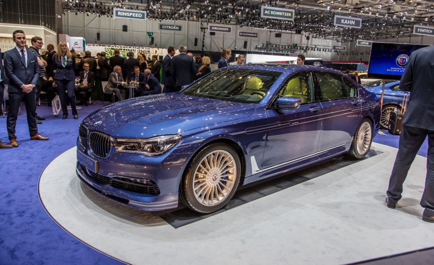 A Quick Look At The BMW Alpina B Japanese Used Car Blog BE - Used bmw alpina b7