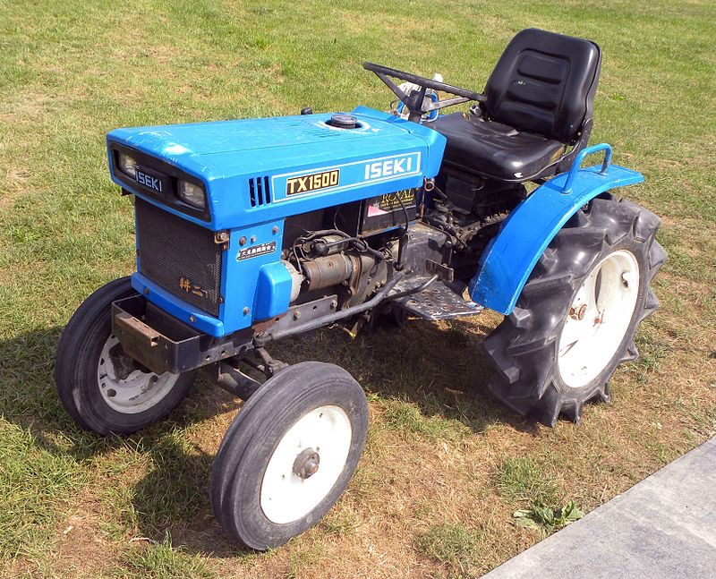 Feeding The World: The Top Five Used Tractor Brands ...
