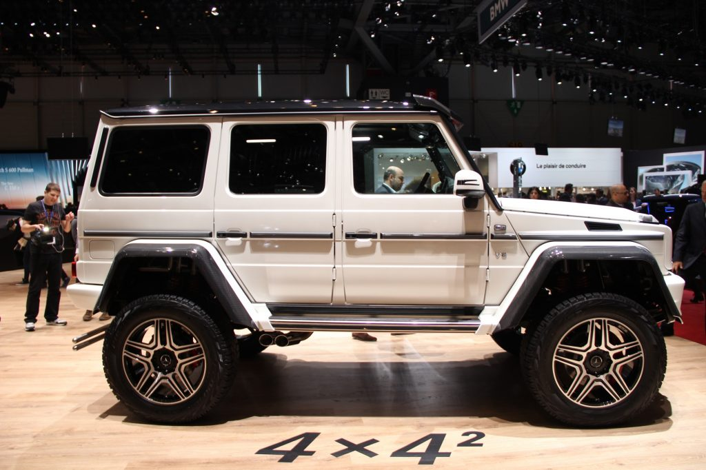 The Mercedes Benz G500 4 4 Squared The Baddest Benz On The Block Japanese Used Car Blog Be Forward