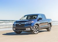 A Quick Look At The 2017 Honda Ridgeline