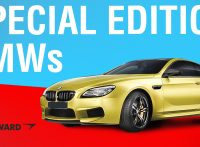 Celebrating 30 Years Of The M3: Four Special Editions From BMW