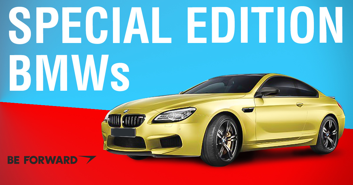 Celebrating Years Of The M Four Special Editions From BMW - Bmw 3 series special edition