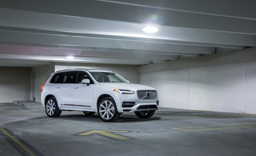 A Quick Look At The 2016 Volvo Xc90 T8 Twin Engine Awd Plug In Hybrid