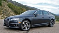 A Quick Look At The 2017 Audi A4 2.0T Quattro