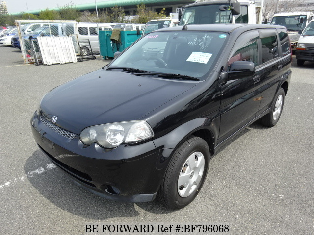 A used 2002 Honda HR-V from online used car exporter BE FORWARD.