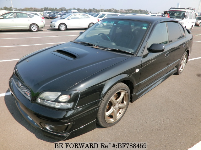 A used 2003 Subaru Legacy from online used car exporter BE FORWARD.