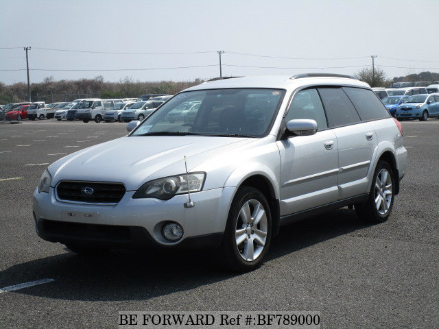 A used 2005 Subaru Outback from online used car exporter BE FORWARD.