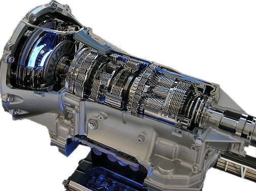 An example of an automatic transmission - BE FORWARD