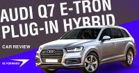 A Quick Look At The Audi Q7 e-tron TDI Plug-In Hybrid