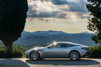 The 2017 Aston Martin DB11: From A Driver's Point of View