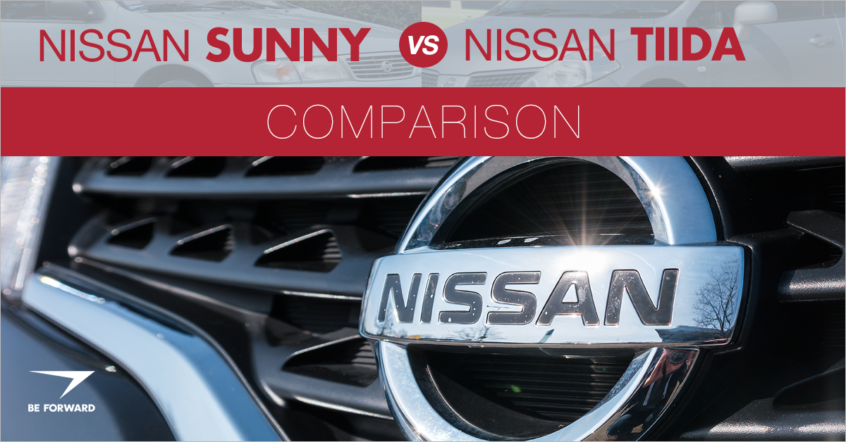 Nissan Sunny vs Tiida: Which is the Better Buy?