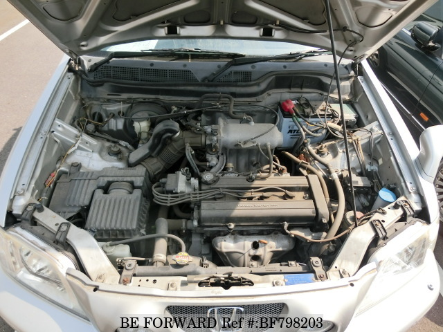 A used 1998 Honda CR-V engine from online used car exporter BE FORWARD.