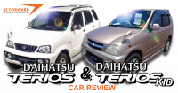 A Quick Look At The Daihatsu Terios And The Terios Kid