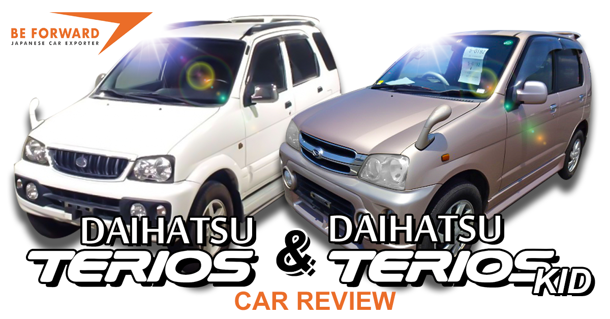 Daihatsu Terios Vs Terios Kid What Are The Differences