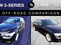 2005 BMW 5-Series vs. 2005 BMW 7-Series: Which is Better?