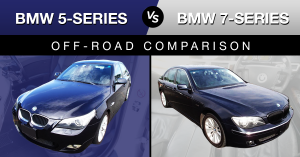 2005 BMW 5 Series vs. 2005 BMW 7 Series Which is Best