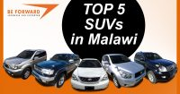 Top 5 Recommended SUV In Malawi