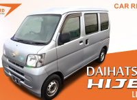 A Quick Look At The Daihatsu HiJet Lineup