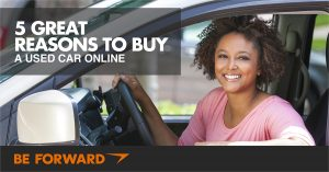 5 reasons to buy used cars online