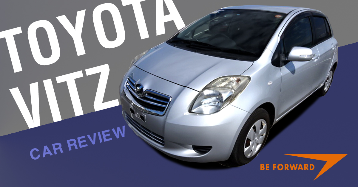 Used Toyota Vitz Review: Price, Specs & Fuel Consumption