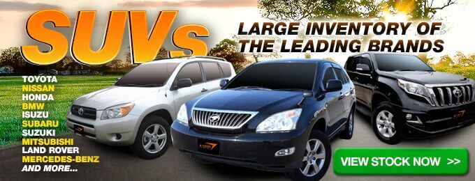 Top 5 Recommended SUV In Malawi | Japanese Used Car Blog