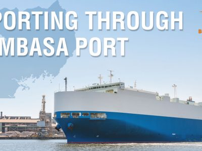 How to Import a Used Car to Uganda Through Mombasa Port