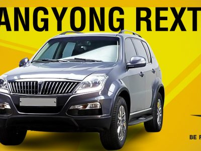 The SsangYong Rexton: History and Specs Review