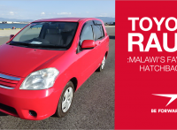 The Toyota Raum: Malawi's Favourite Hatchback Reviewed